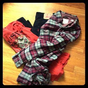 Weatherproof Flannel